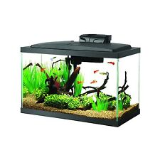Aqueon Aquarium Fish Tank Starter Kits with LED Lighting 10 gal... Free Shipping
