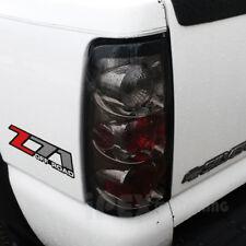 NEW For 1999-2002 Chevy Silverado GMC Sierra 1500 2500HD Smoke Tail Light Lamp