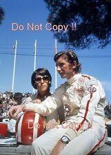 Jo Siffert STP March F1 Portrait Monaco Grand Prix 1970 Photograph
