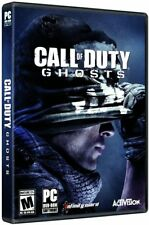 NEW SEALED Call of Duty Ghosts First Person Shooter for Windows PC FPS CoDG