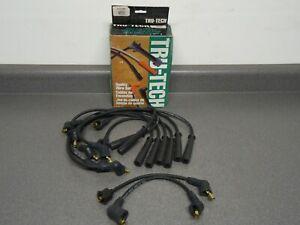 New Standard Tru-Tech Spark Plug Wires Set 4650 Fits Nissan Stanza 1987 1988 89