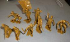 1/32 54mm size Marx WWII Japanese Imperial Soldier figure LOT