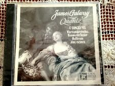 JAMES GALWAY - QUANTZ: 4 Concertos CD, 1997, MUSICAL HERITAGE SOCIETY Sealed