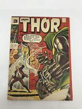 THOR #3 - 1980s 80s - Foreign Comic Book - VERY RARE - MARVEL - 6.0 FN