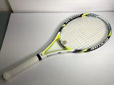 Dunlop Aerogel 4D 500 Lite 100 head 4 1/4 grip Tennis Racquet 16x18 Pattern Bag