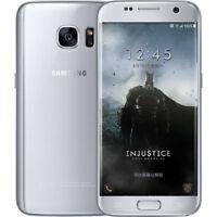Samsung Galaxy S7 G930F 32GB Silver-Titanium Android Smartphone Handy
