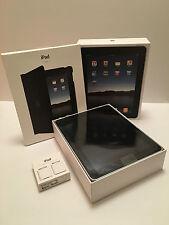 Apple iPad 1. Generation (Rarität) Wi-Fi + 3G 32GB (9,7 Zoll) OVP ohne Simlock