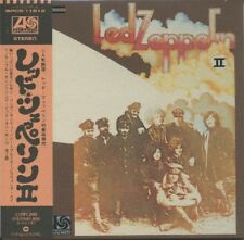 LED ZEPPELIN Led Zeppelin II (1969) Japan Mini LP CD WPCR-11612
