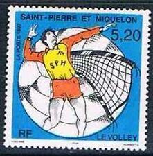 Saint pierre et miquelon 1997 Yv N°643 Mnh**  Volleyball