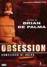 Dvd - OBSESSION