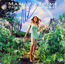 Mariah Carey Signed Mariah's Theme Can't Take That Away Album Cover BAS #C88079