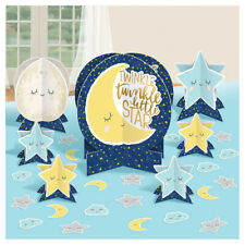 Twinkle Twinkle Little Star Table Decorating Kit 27pc ~ Birthday party Supplies