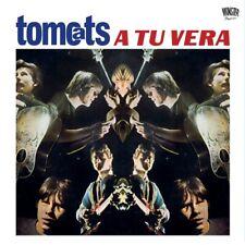 TOMCATS - A TU VERA  2 VINYL LP NEU