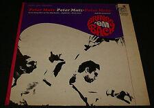 PETER MATZ BRINGS 'EM BACK jazz vinyl LP Record Album 1966 GF 1st Press OOP