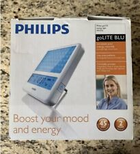 Philips GoLITE BLU-Light Energy Light Device - Model #: HF3332 Free Shipping