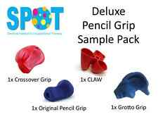 Deluxe Pencil Grip Sample Pack *HAND WRITING school OT special needs THERAPY *