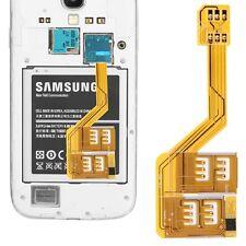 Three SIM Card Adapter for Samsung Galaxy S5/G900, S IV/i9500, S III/i9300