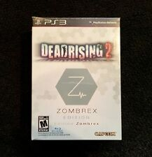 Dead Rising 2 Zombrex Collectors Edition | PS3 | NEW SEALED