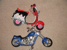 Monster High Ghoulia Yelps Doll - Scooter - Bratz Bike Motor Cycle - Lot