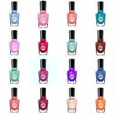 Sally Hansen Miracle Gel Nail Polish With Gel Top Coat You Choose Color SET OF 2