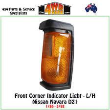 FRONT CORNER INDICATOR LIGHT fit NISSAN NAVARA D21 LH PASSENGER SIDE 86-92