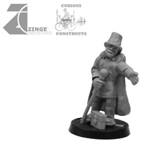 Zinge Industries pigeoneer avec pigeons voyageurs Steampunk Infantry NEUF S-CAC03