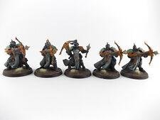 5 x Castigors der Stormcast Eternals - gut bemalt -