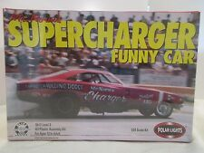 Polar Lights Mr. Norm's Supercharger Funny Car 1:24 Model Kit ~ Skill 3 ~ NEW