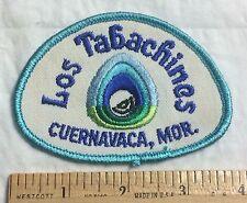 Los Tabachines Golf Club Course Cuernavaca Morelos Mexico Souvenir Patch