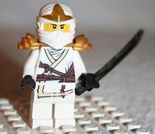 Lego ZANE ZX MINIFIGURE from Ninjago Ultra Sonic Raider (9449)