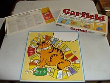 GARFIELD BOARD GAME FROM 1978