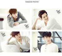 CNBLUE CAN'T STOPⅡ Mini Album PART 2  ::CD w/ NEW photos & StandingPaper+Poster