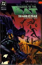 BATMAN Shadow of the Bat (1992) #18 KNIGHTFALL - Back Issue