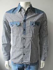 John Galliano Jeans Hemd Shirt Camicia Neu 48 S M