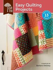 Craft Tree Easy Quilting Projects, , New Book