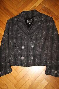 Versace rare Medusa style Wool Jacket Size M