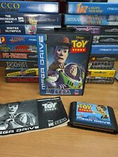 TOY STORY Mega Drive COMPLETO con MANUAL