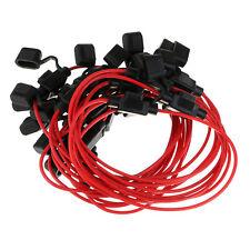 10x en ligne standard porte fusible à lame anti-éclaboussures Kit pour 12V