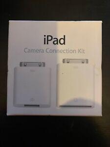 Apple iPad Camera Connection Kit - MC531ZM/A - Original Box