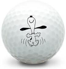 3 Dozen Nike Mint AAAAA (Snoopy Happy Dance Logo) USED Golf Balls