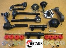 Aftermarket Front End Suspension kit Ball joints Tie rods arms links