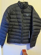 Mens New Arcteryx Thorium AR Jacket Size Medium Color Black
