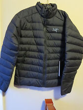 Mens New Arcteryx Thorium AR Jacket Size Small Color Black