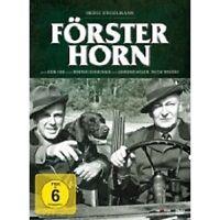 FÖRSTER HORN DIE KOMPLETTE SERIE 2 DVD NEU