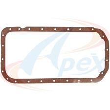 Engine Oil Pan Gasket Set Apex Automobile Parts AOP412
