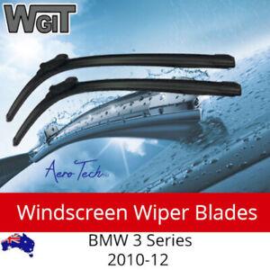 Windscreen Wiper Blades For BMW 3 Series 2010-12 (E90 series) Aero Design