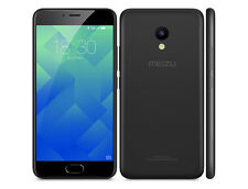 "Meizu India Warranty Meizu M5 Duos Dual 16GB 2GB 5.2"" 13MP 5MP Black Color"