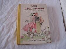 Livre Les deux nigauds par la Comtesse de Ségur
