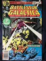 Battlestar Galactica (1979 series) #1 VG Condition. See Pics. Read Description.