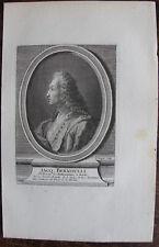 JACQUES BERNOULLI , (1654-1705) , MATHEMATICIEN ET PHYSICIEN